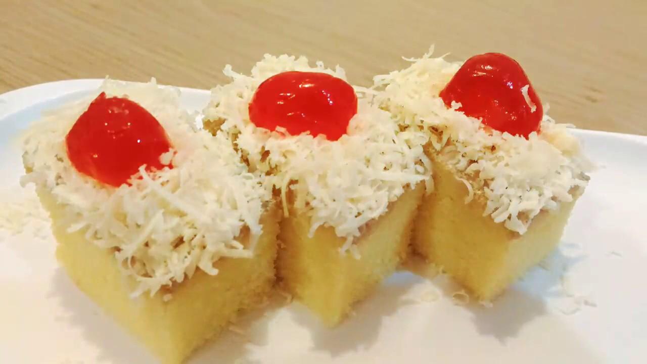 Resep Cake Kukus Yang Moist Dan Soft Tips Mengukus Cake Agar Tidak Bergelombang Youtube