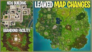 *NEW* Fortnite: LEAKED MAP CHANGES SHOW NO ROCKET CRASH! | (Season 4 Ending Explained)
