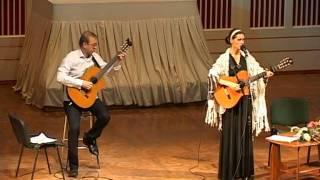 Светлана Копылова. Концерт в Донецке. Часть 2.