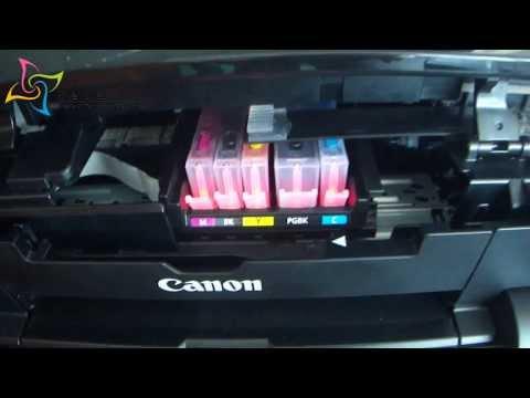 Actual Method Of Resetting Canon MG5400 MG5410 MG5420 MG5430 MG5440 MG5450 MG5460 MG5470 MG5480