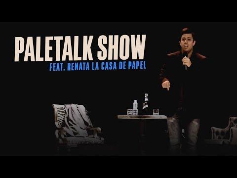 Renato Albani - PaleTalk Show feat. Renata Da La Casa De Papel