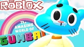 Roblox - Erstaunliche Welt von Gumball Obby - IST DIESES REAL!??