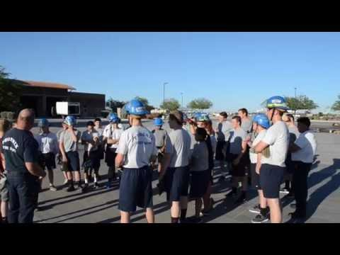 Phoenix Fire Department Cadet Program 2016
