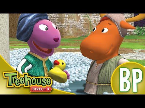 Os Backyardigans: Robin Hood, O Limpo - Ep.56