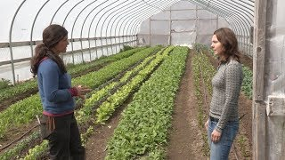 High Tunnels and Season-Extension Technology - In the Alaska Garden with Heidi Rader