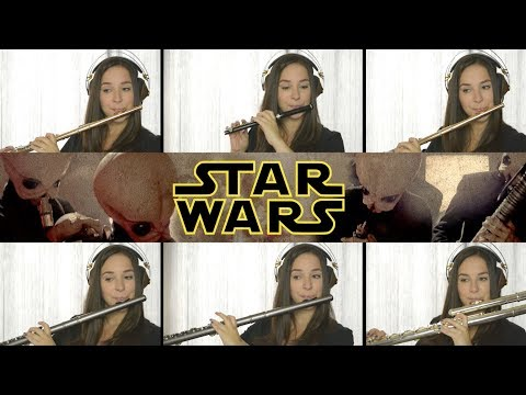 Star Wars Cantina Band - Flute Cover