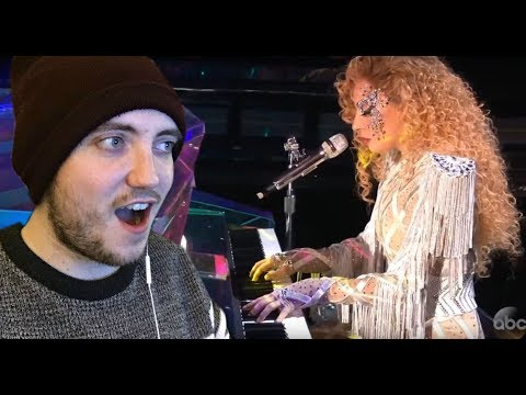Lady Gaga - The Cure (Live @ AMA's) Reaction!