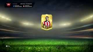 INSANE REAL MADRID PLAYER IN A PACK! FIFA 15 ULTIMATE TEAM PACK OPENING