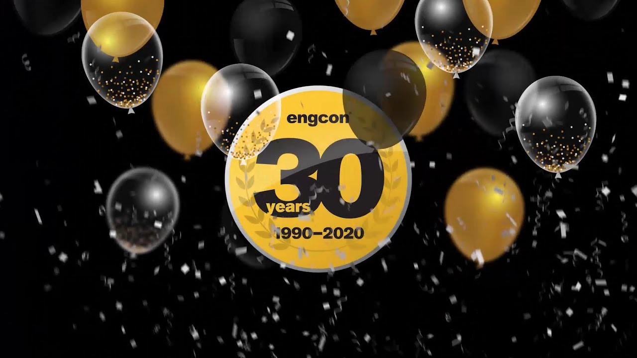 engcon 30 years - Teaser