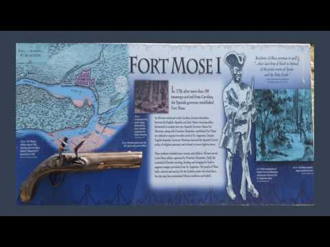 Fort Mose 1 Video