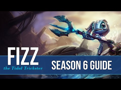 League of Legends Mid Fizz Guide | Season 6 | Patch 6.2