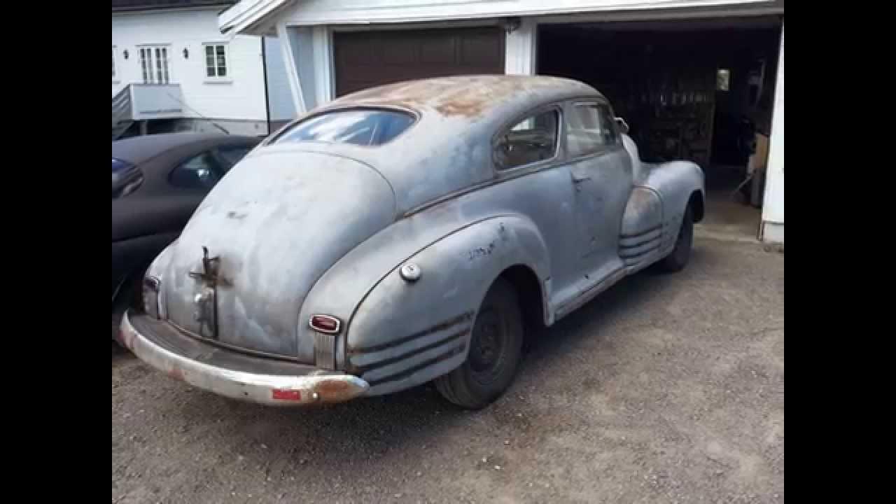 Chevrolet Fleetline Aerosedan 1947 Restoration Youtube