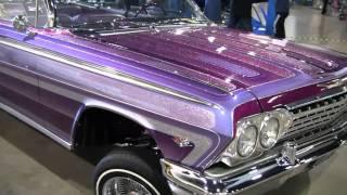 Beautiful 62 Impala convertible. Las Vegas Pt. XI