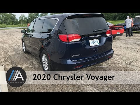 2020 Chrysler Voyager Fast Facts
