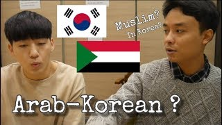 How is being a Muslim guy in Korea
