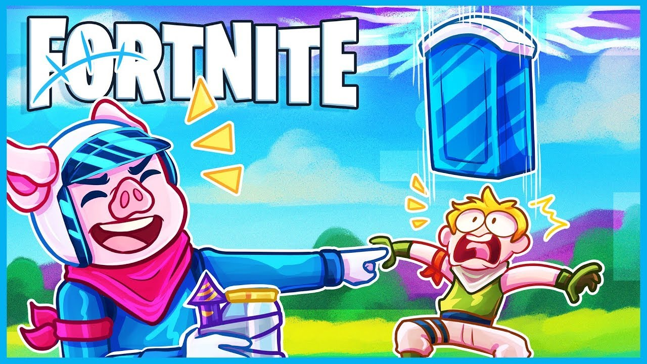 * NEU * JUNK RIFT ist HILARIOUS in FORTNITE! + video