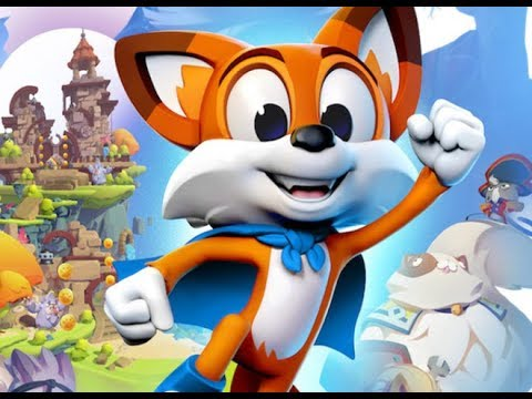 Reportage - Super Lucky's Tale