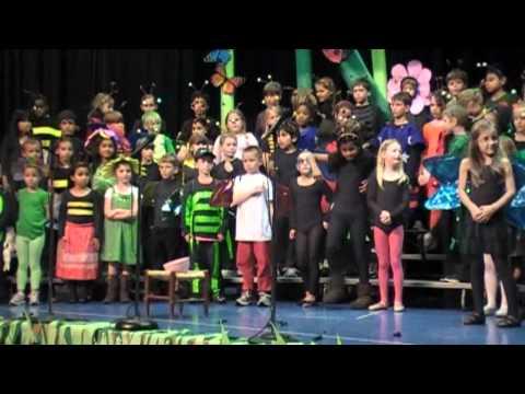 Goin' Buggy 2011 2nd Grade Musical