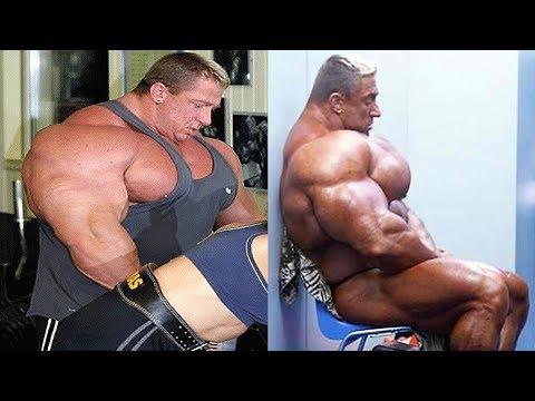 5 World's Most Extreme Bodybuilders