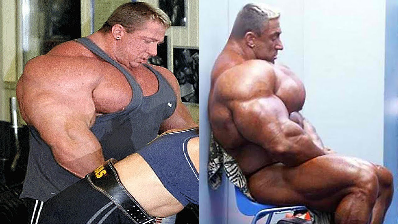5 World's Most Extreme Bodybuilders - YouTube