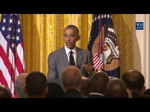 President Obama hosts the Diplomatic Corps Reception