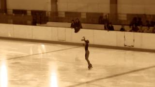 Darya Sirotina coach Elena Nazarenko