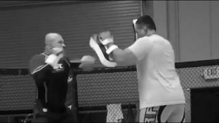 CHUCK LIDDELL | TRAINING FOR TITO ORTIZ TRILOGY #MMA