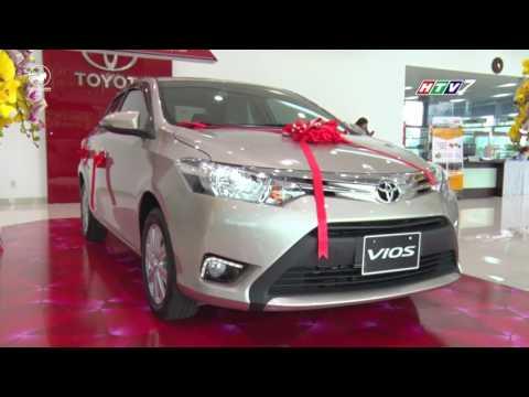Trong Thế Giới Xe | Toyota Việt Nam ra mắt Vios thế hệ mới