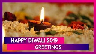 Happy Diwali 2019 Greetings: WhatsApp Messages, SMS, Quotes, Status & Images to Wish Shubh Deepavali