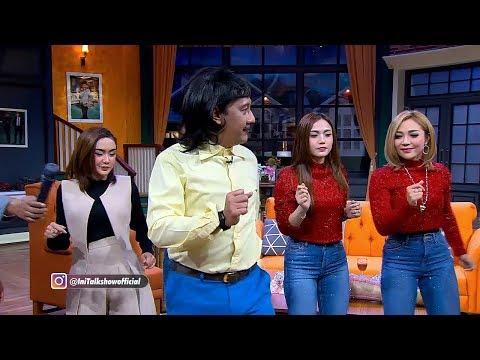 Asik Nih Goyang Bareng Bang Caca, Trio Macan  & Cita Citata