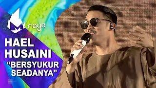 Cover images Hael Husaini - Bersyukur Seadanya | Melodi (2019)
