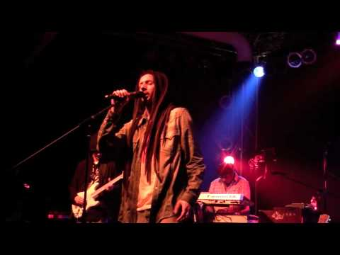 Julian Marley & The Uprising - Give Thanks & Praises  [Live in  Cologne, Germany 12/6/2009]