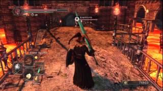 Dark Souls 2 Moonlight Greatsword PvP Commentary