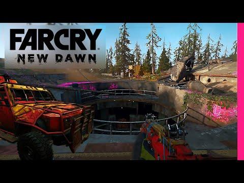 Far Cry New Dawn. Прохождение игры.  Аптечка в бункере, ЧТО ►#3