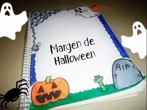 Margen de Halloween :D! - YouTube