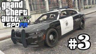 الشرطي المنفس #3 (شرطه سعوديه) GTA5 LSPDFR