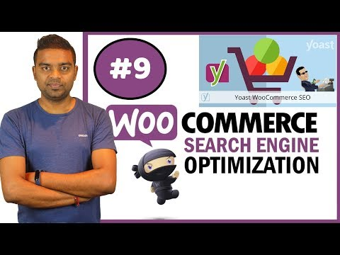 How to Do SEO on Your Website - SEO Course for New Woocommarce Website - eCommarce 9 - 동영상
