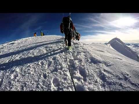 GoPro Hero4 Wildspitze Nordwand