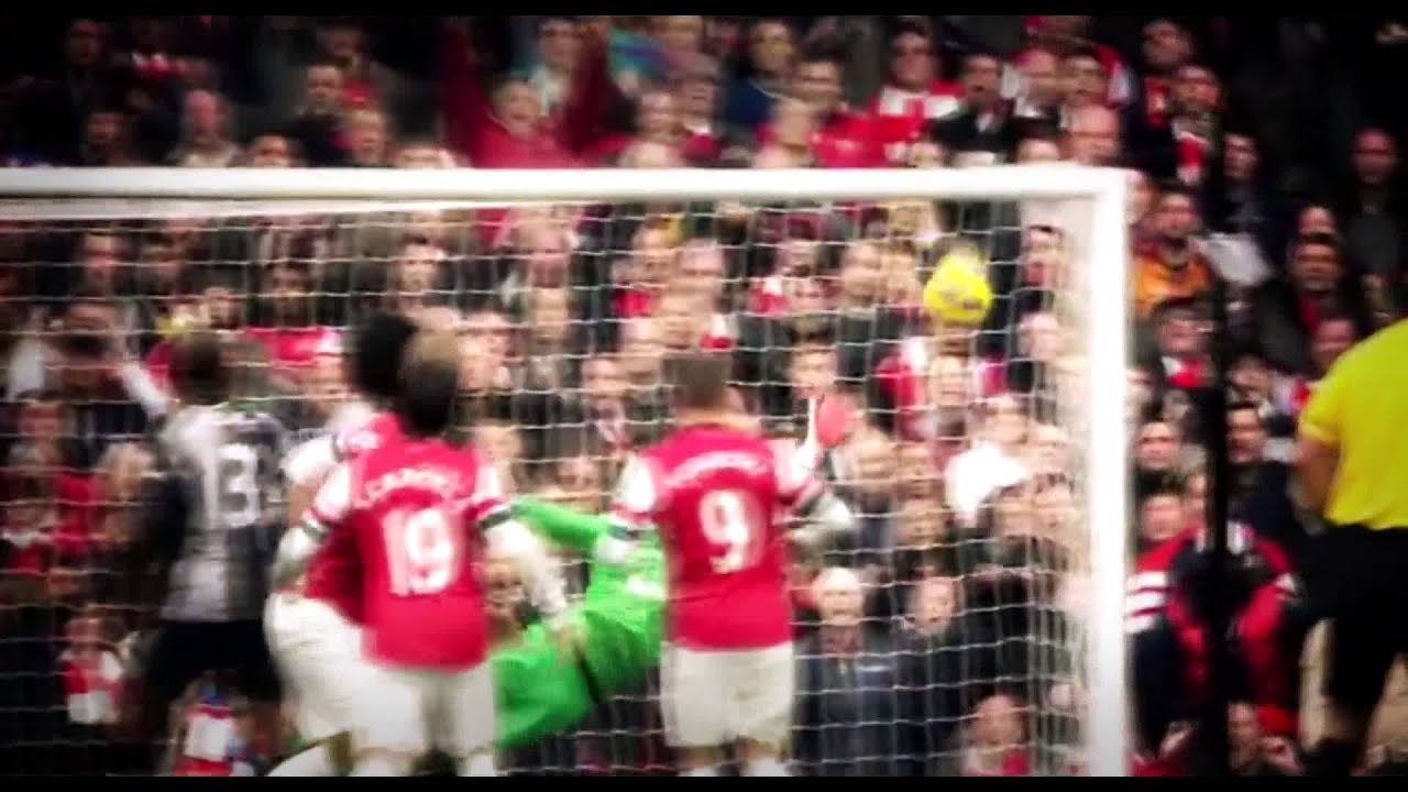 Arsenal FC temporada 2013-14 | Plantilla | Camiseta ... |Arsenal Gunners 2013