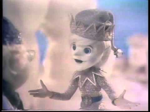 Jack Frost 1980 NBC Christmas Special Promo - YouTube