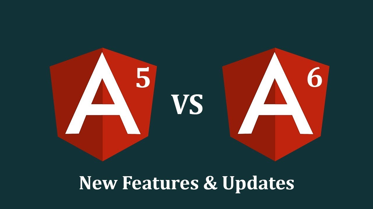 Angular 5 vs Angular 6 | What's New in Angular 6 | Features & Updates