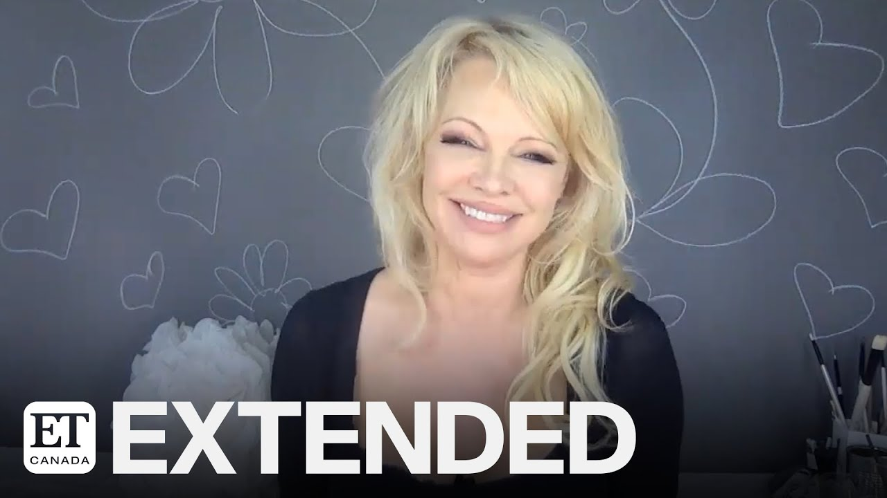Pamela Anderson Reveals If She'd Be Open To A 'Baywatch' Cast Reunion | EXTENDED