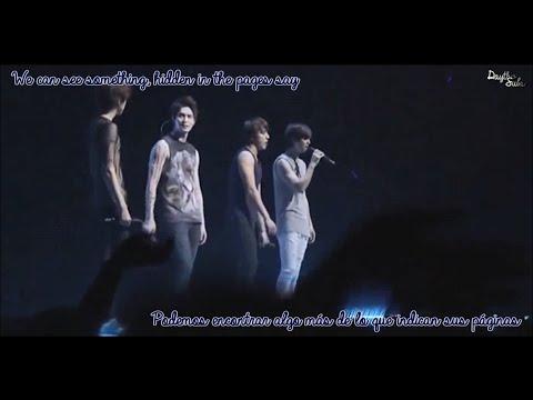 CNBLUE - Blue Sky [LIVE] [Lyrics + Sub Español]