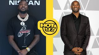 Reactions To Meek Mill Using Lyrics About Kobe Bryant In Recent Track