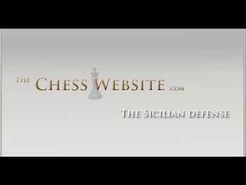 Chess Openings Sicilian Defense