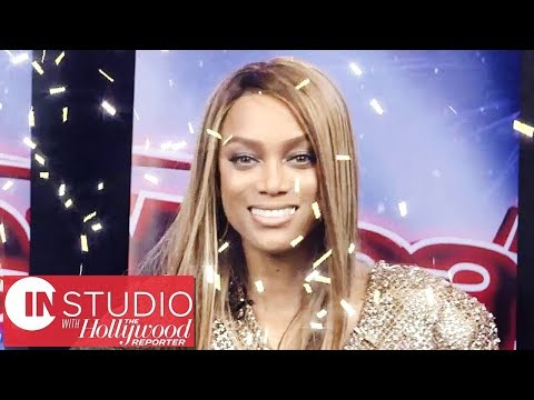 Tyra Banks Teases 'Life SIze 2'   In Studio With THR
