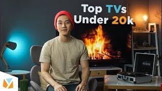 Top TVs under PHP20,000