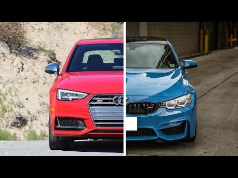 Elk Grove Audi >> 2018 Audi S4 vs. BMW M3 - YouTube