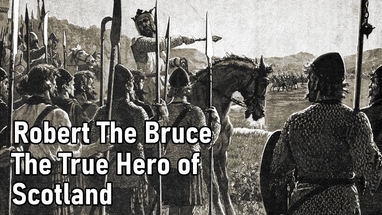 Download A History of Britain: Robert the Bruce the True Hero of Scotland
