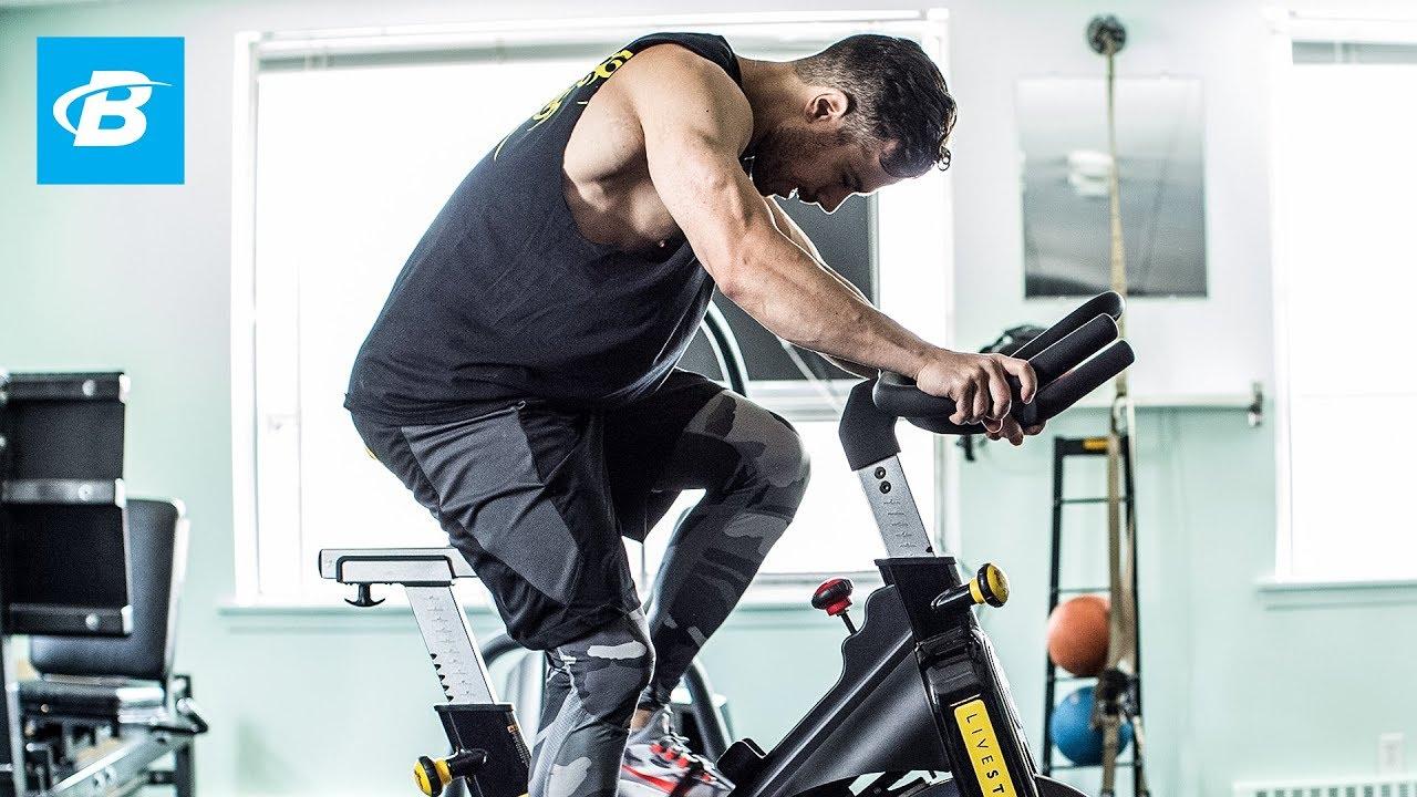 Fat Burning HIIT Cardio and Abs Workout | Alex Savva